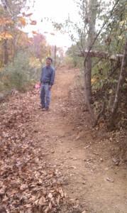 Foothill Crossing Trail - Nov 5, 2014